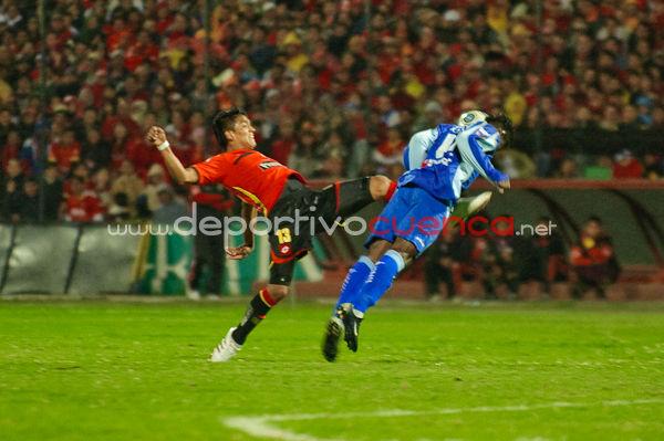 Deportivo Cuenca vs Espoli 30 de Octubre del 2009