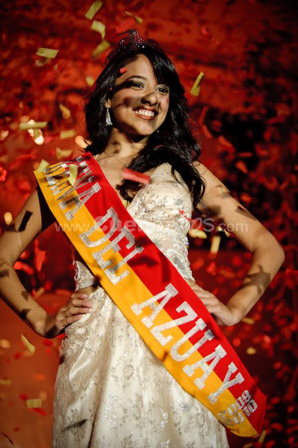 Reina del Azuay 2009