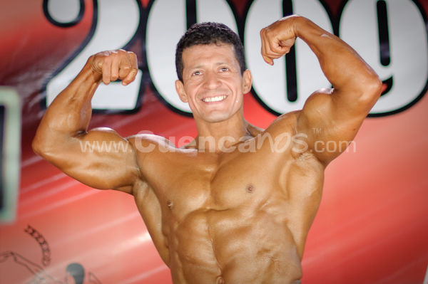 Miss y Mister Musculo 2009