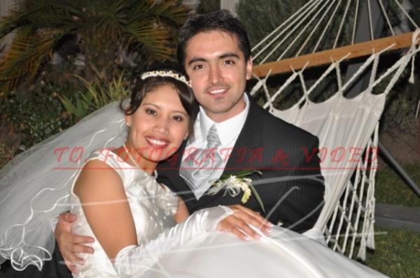 Boda Diego Abad y Andrea Delgado