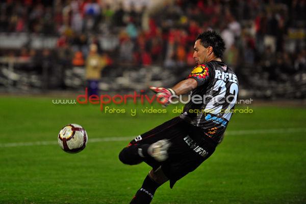 Deportivo Cuenca vs Morelia 9 de Marzo del 2010