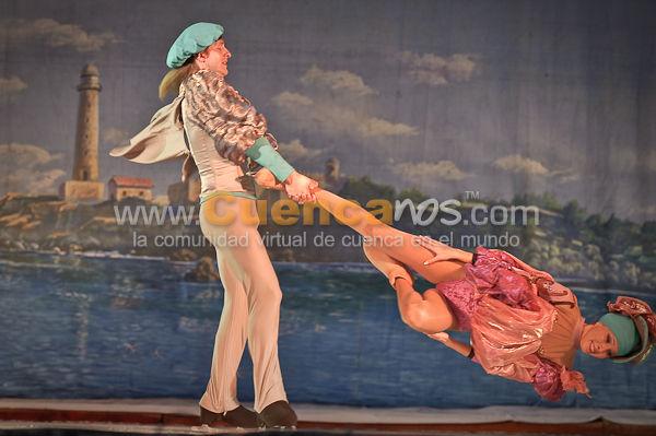 Ballet Clásico de Moscú Sobre Hielo