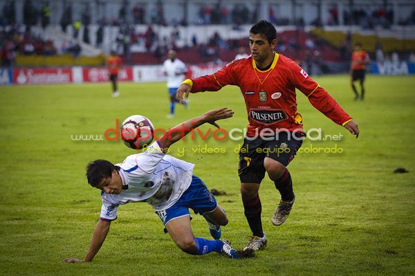 Deportivo Cuenca vs Nacional (Uruguay) 7 de Abril del 2010 14