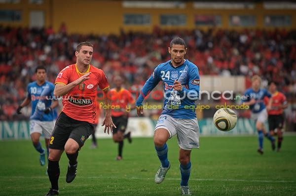 Deportivo Cuenca vs Emelec 13 de Agosto del 2010