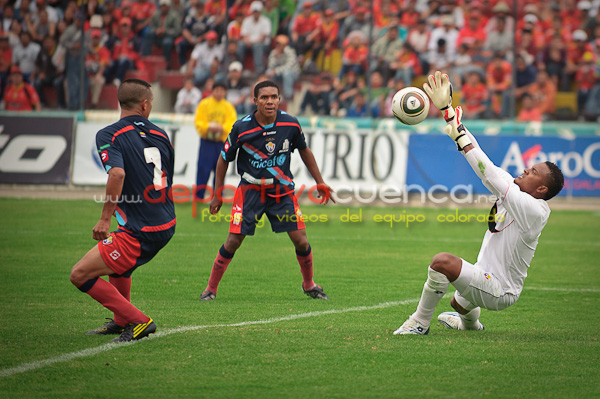 Deportivo Cuenca vs Nacional 12 de Septiembre del 2010