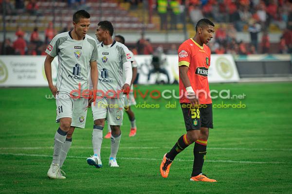 Deportivo Cuenca vs Nacional 19 de Marzo del 2011