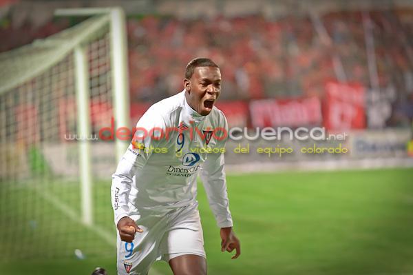 Deportivo Cuenca vs Liga de Quito 23 de Marzo del 2011