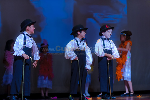 Obra de Teatro Los Coleccionistas por Los Andes