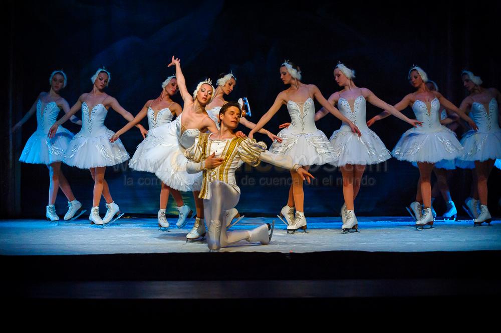Ballet sobre Hielo de San Petersburgo