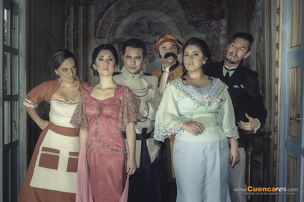 Opera Cosí Fan Tutte