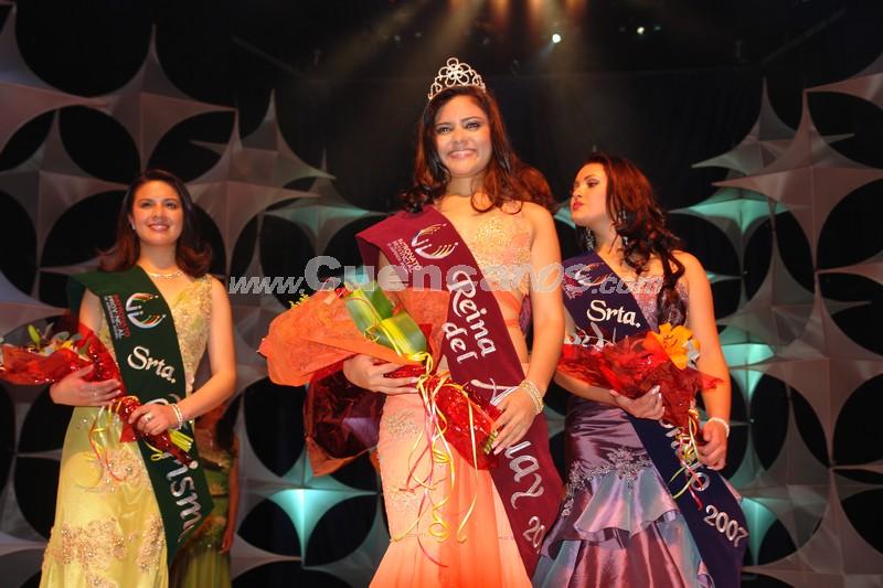 Reina del Azuay 2007
