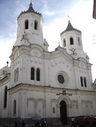 Iglesia Santo Cenaculo