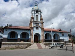 Iglesia El Carmen de Guzho