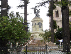 Monumento a Abdon Calderon