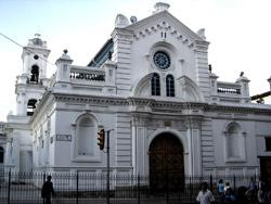 Iglesia El Sagrario (Catedral Vieja)