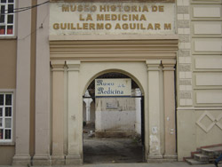Museo de Historia de la Medicina Guillermo Aguilar Maldonado