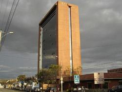 Edificio Cámara de Industrias de Cuenca