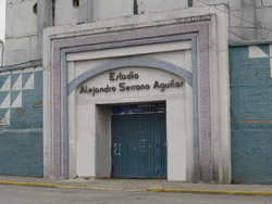 Estadio Alejandro Serrano Aguilar