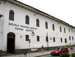Escuela Sagrado Corazon Madres Oblatas