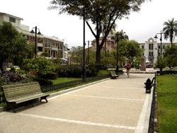 Parque San Blas