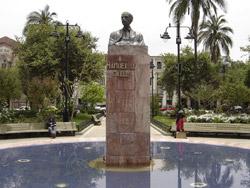 Monumento a Manuel J. Calle