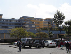 Hospital Regional Vicente Corral Moscoso
