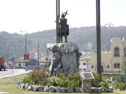 Monumento a Huayna Capac