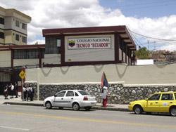 Colegio Nacional Tecnico Ecuador