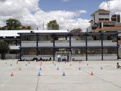 Escuela Hernan Cordero Crespo