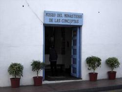 Museo del Monasterio de Las Conceptas