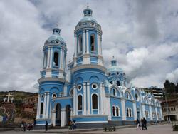 Iglesia de Baños