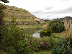 Parque Arqueologico Pumapungo