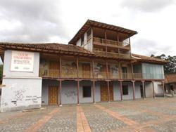 Casa Chaguarchimbana