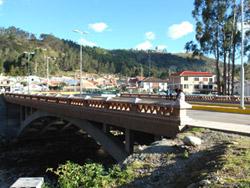 Puente del Parque Paraíso