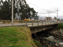 Puente del Río Yanuncay