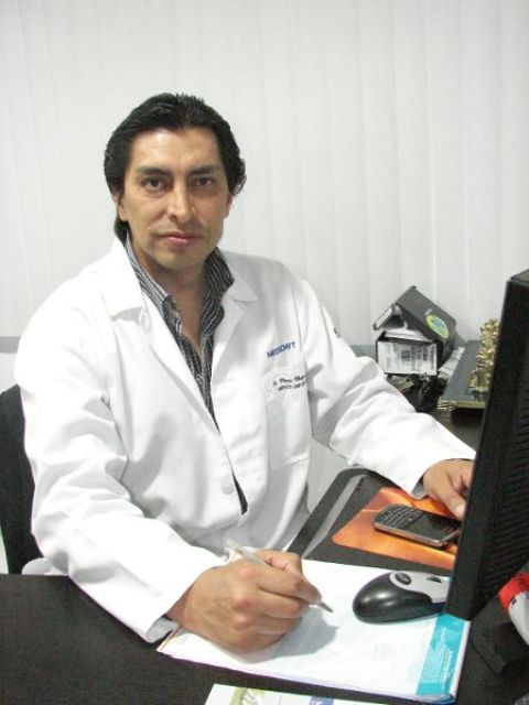 Dr. Marco Wilman Chango Siguenza