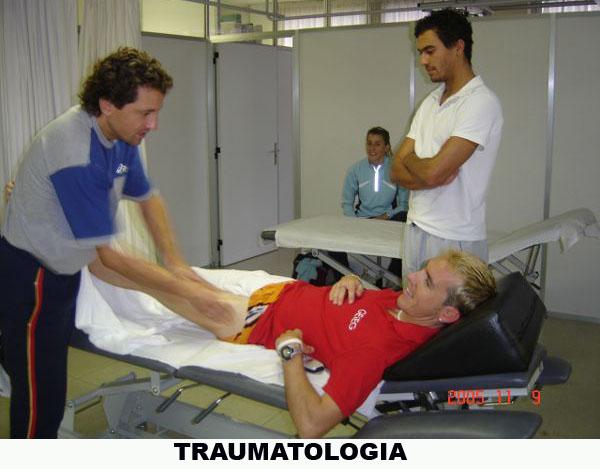 Dr. Marco   Chango Siguenza  Médico Deportólogo