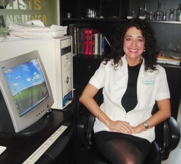 Dra. Sonia Catalina Cabrera Crespo