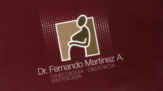 Dr.  Fernando   Martínez Arciniegas  Mastólogo