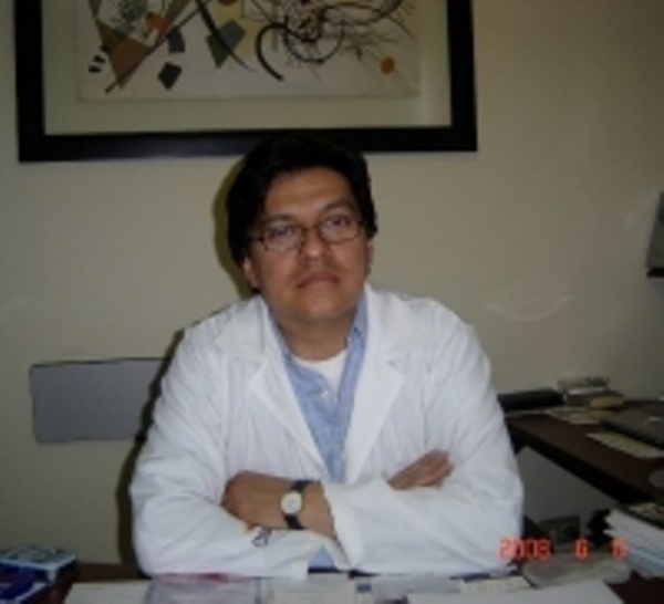 Dr. Claudio  Galarza Maldonado