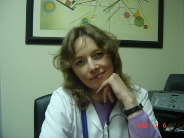 Dra. María  Kourilovitch, Msc