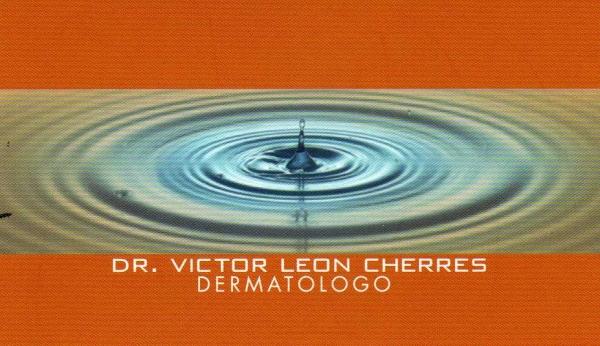 Dr. Victor   León Cherres  Dermatólogo