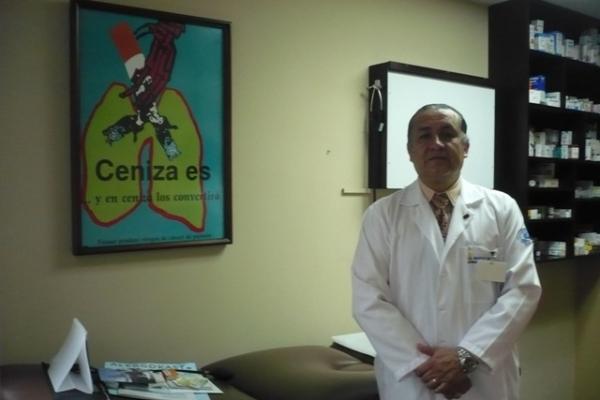 Manolo   Maestre  Neumólogo