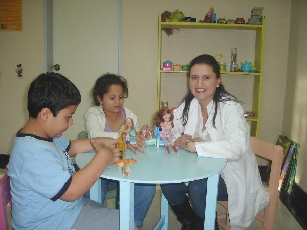 Dra.  Monica    López Molina    Psicóloga Clínica Infantil