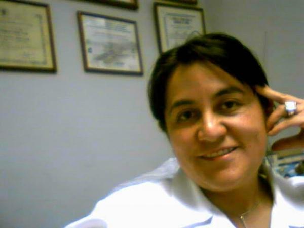 Dra. Marcia Elisabeth Chumi Terán