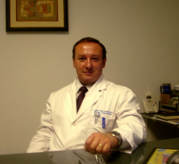 Dr. Juan Pablo Coello Ochoa