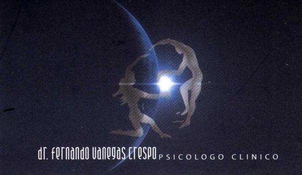 Dr. Fernando   Vanegas Crespo  Psicólogo Clínico