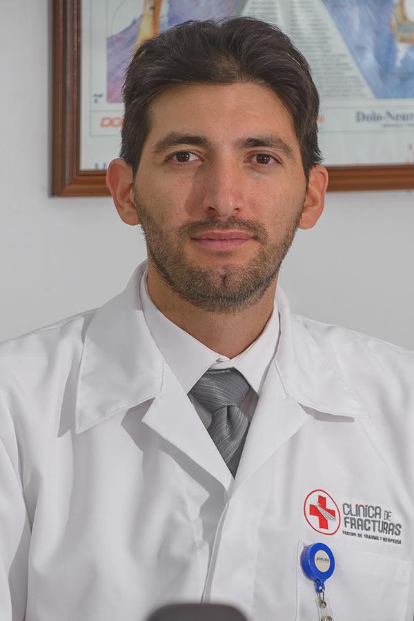 Dr. Christian  Ochoa Ramirez