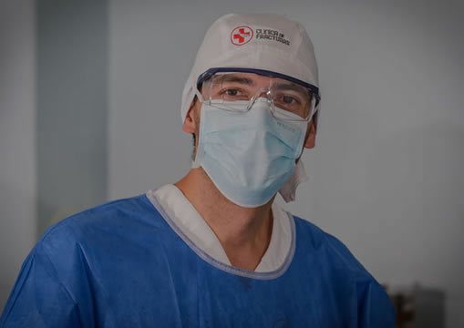 Dr. Christian   Ochoa Ramirez  Traumatólogo Ortopedista