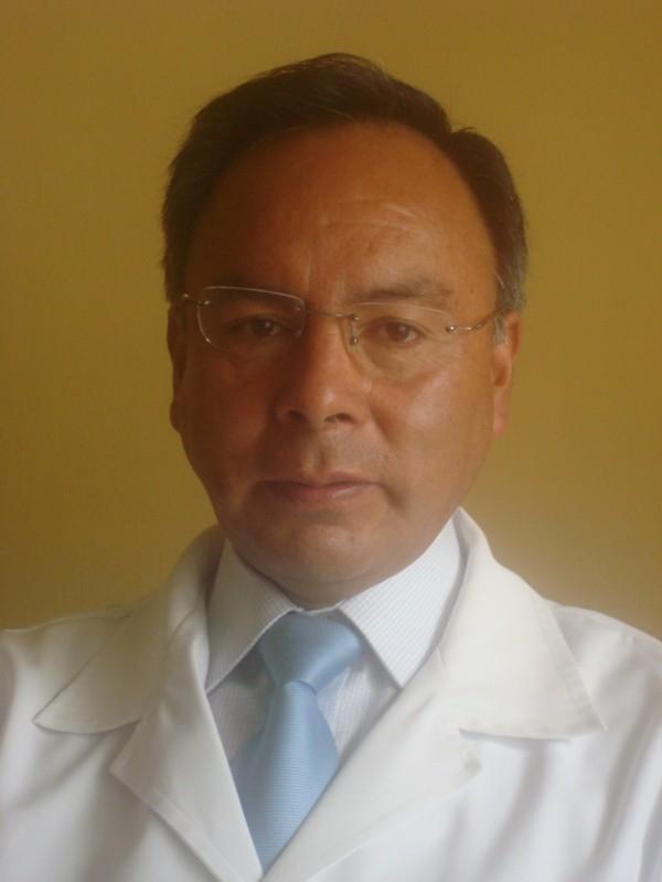 Dr. Jaime Vicente Zhapan Pelaez